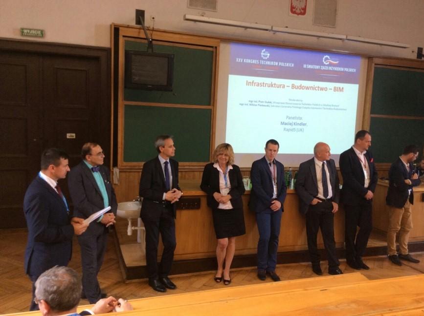 Panel dyskusyjny z udziałem Piotra Dudka (fot. Piotr Świeboda)
