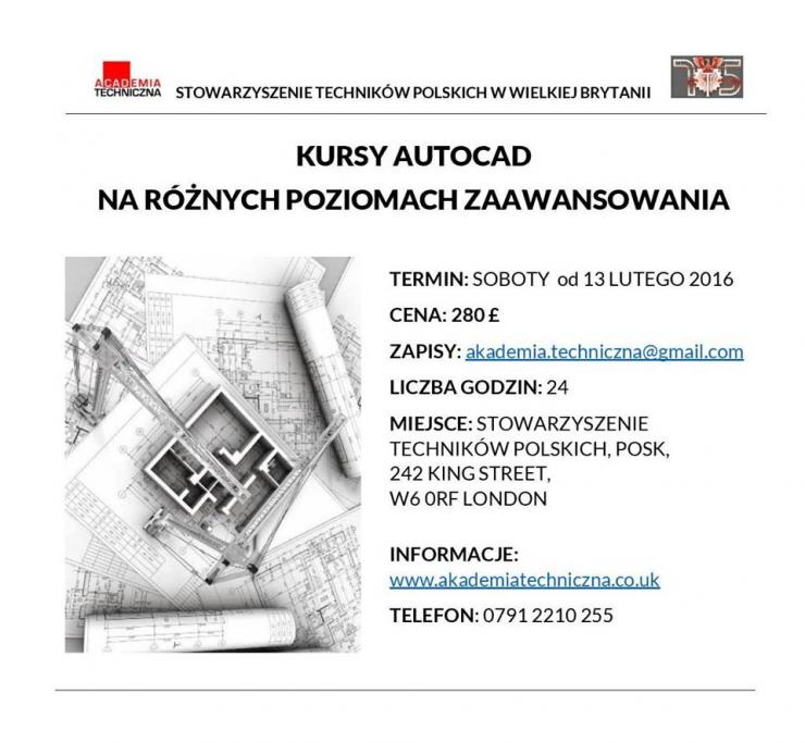 AkademiaTechniczna - Autocad