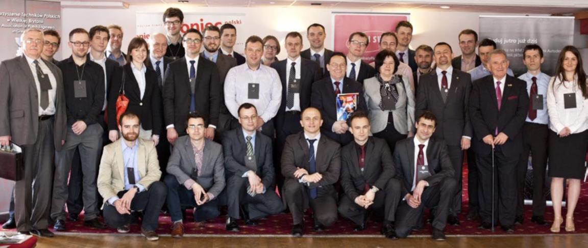 I Międzynarodowa Konferencji BIM dla Polski – ryzyko i wyzwania – Londyn, 21-23 marca 2014 zgromadziła największe autorytety Polski i zagranicy w dziedzienie Building Information Modelling
