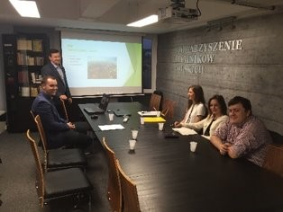 Biuro STP - spotkanie w ramach projektu BIM dla Polski