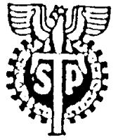Pierwsze Logo STP