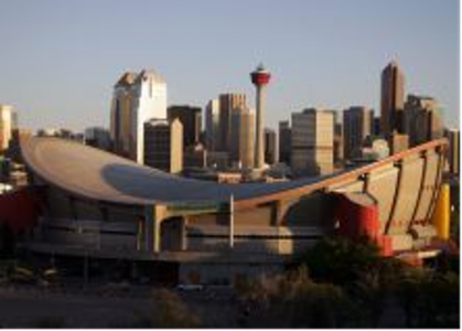 Centrum olimpijskie Saddledom w Calgary