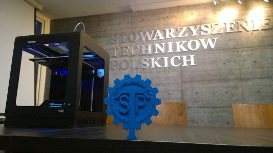 STP Drukarka 3D