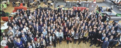 STP na Kongresie Studentów w Leicester